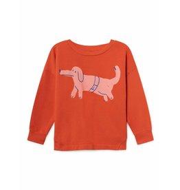 Bobo Choses Bobo Choses sweatshirt round neck Paul's dog