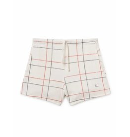 Bobo Choses Bobo Choses shorts lines white