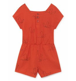 Bobo Choses Bobo Choses playsuit geese