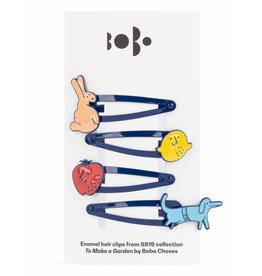 Bobo Choses Bobo Choses hairclips pack x4
