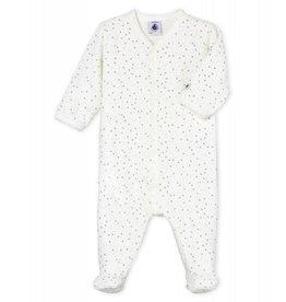 Petit Bateau Petit Bateau Bibi pyjama velours