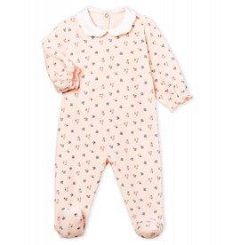 Petit Bateau Petit Bateau Bertine pyjama velours
