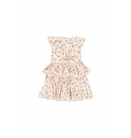 Gro Gro Sofie L delight dress ecru/multi