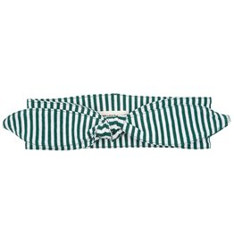 Little Indians Little Indians headband forest stripe one size
