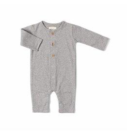 Nixnut Nixnut butt onesie grey