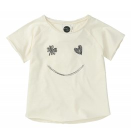 Sproet & Sprout Sproet & Sprout reglan t-shirt smile