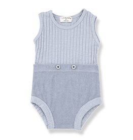 1 + in the family 1+ in the family Ayala romper light blue