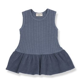 1 + in the family 1+ in the family Matilda dress indigo