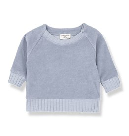 1 + in the family 1+ in the family Etienne sweatshirt light blue