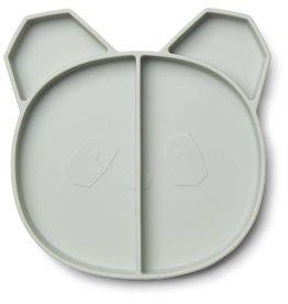 Liewood Liewood Maddox multi plate panda dusty mint