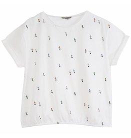 Emile et Ida Emile et Ida t-shirt ecru