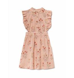 Bobo Choses Bobo Choses dress poppy prairie ruffles