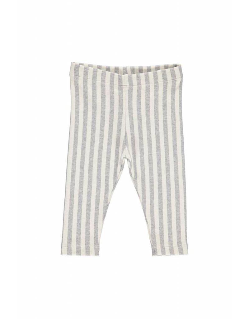 Gro Gro Malak legging stripe sand/melange