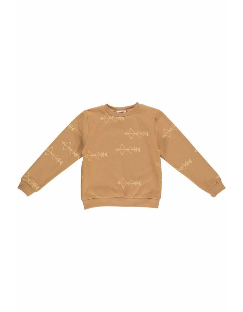 Gro Gro Mads sweater pecan