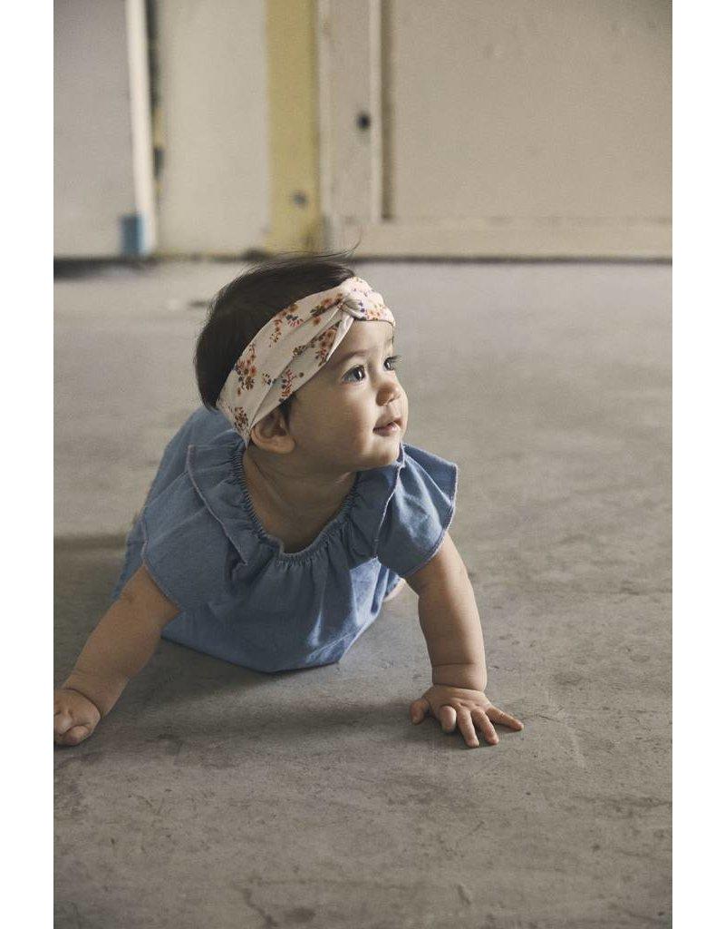 Gro Gro Louis baby shirt light denim
