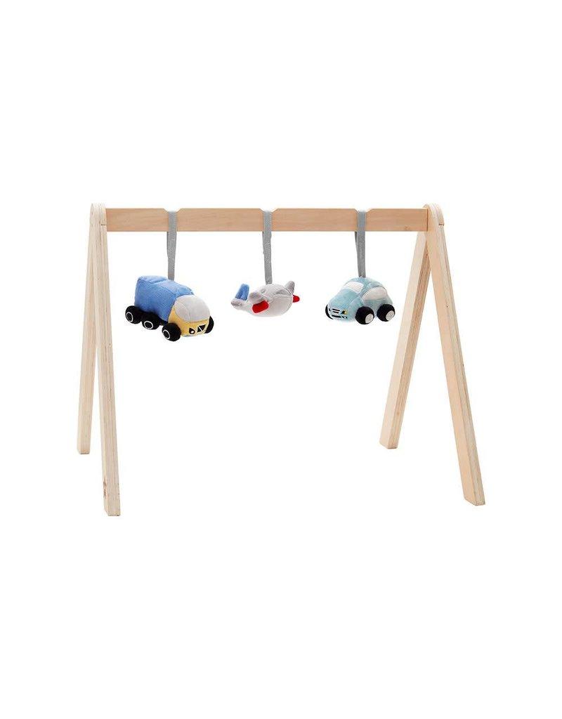 Kid's Concept Kid's Concept babyspeeltjes Aiden cars