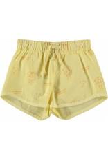 Bonmot Bonmot swimshort monsieur positiv sunny yellow