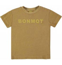 Bonmot Bonmot t-shirt Bonmot mustard