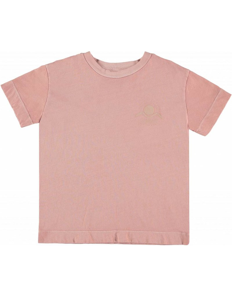 Bonmot Bonmot t-shirt new world vintage rose