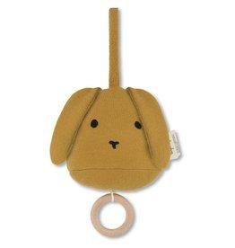 Konges Slojd Konges Slojd music mobile rabbit mustard