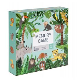 Petit Monkey Petit Monkey memory game jungle animals 3+