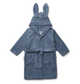 Liewood Liewood Lily badjas rabbit blue wave