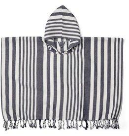 Liewood Liewood Roomie poncho stripe navy/creme de la creme