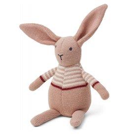 Liewood Liewood Vigga knit mini teddy rabbit rose