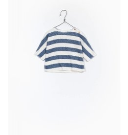 Play Up Play Up striped fleece sweater