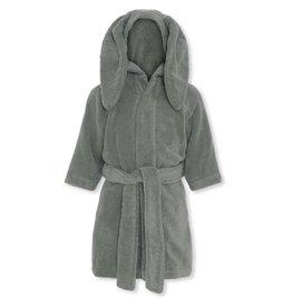 Konges Slojd Konges Slojd kids terry bathrobe storm grey