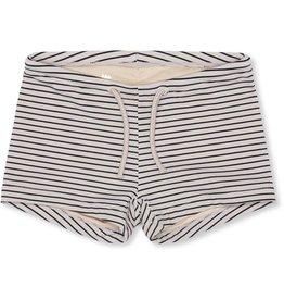 Konges Slojd Konges Slojd soleil uni swim shorts striped navy/nature