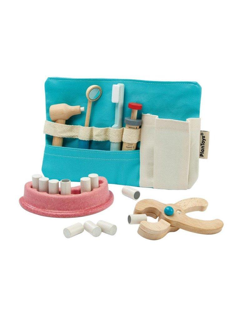 Plan Toys Plan Toys tandarts set