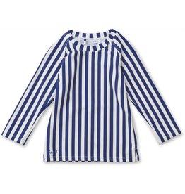 d5eb57168d7451 Liewood Liewood Noah swim tee stripe navy/creme de la creme