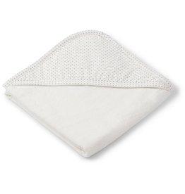 Liewood Liewood Sheila hooded towel little dot creme de la creme