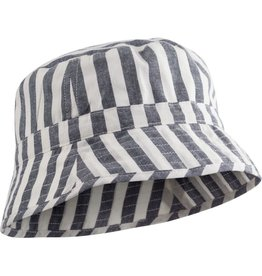 Liewood Liewood Jack bucket hat stripe navy/creme de la creme