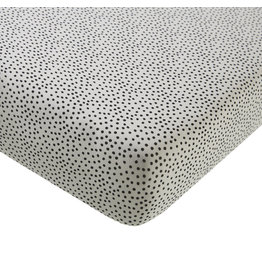 Mies & Co Mies & Co hoeslaken cozy dots offwhite