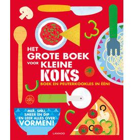 Lannoo Lannoo Het Grote Boek Voor Kleine Koks