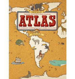 Lannoo Lannoo Atlas (Luxe Editie)