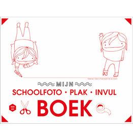 Lannoo Lannoo Mama Baas - Mijn Schoolfoto-Plak-Invulboek