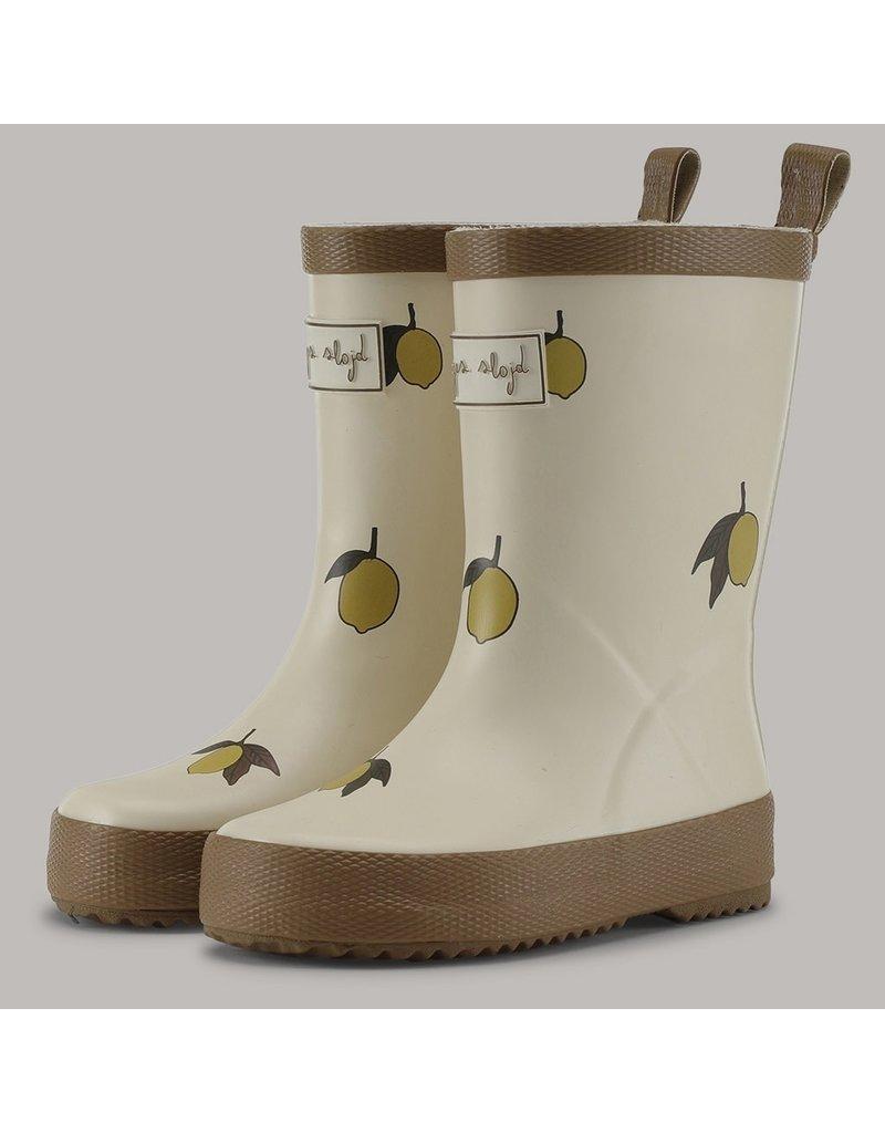 Konges Slojd Konges Slojd Valken rubber boots lemon