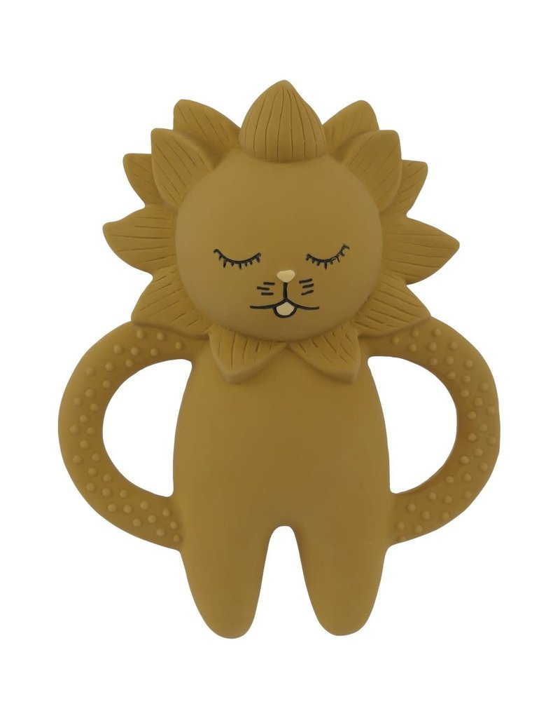 Konges Slojd Konges Slojd teeth soother lion