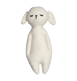Fabelab Fabelab soft rattle sheep