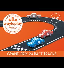 Waytoplay Waytoplay autobaan grand prix 24-delig