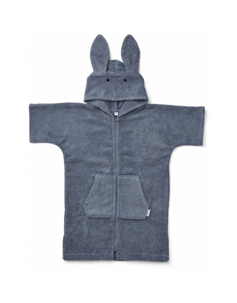 Liewood Liewood Lela cape rabbit blue wave