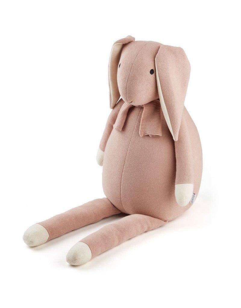 Liewood Liewood Kathlin knit teddy rabbit rose