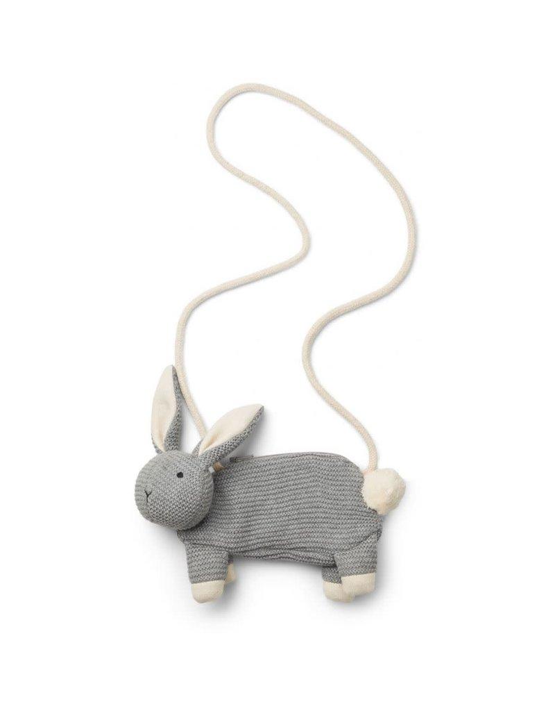 Liewood Liewood Momo bag rabbit grey melange