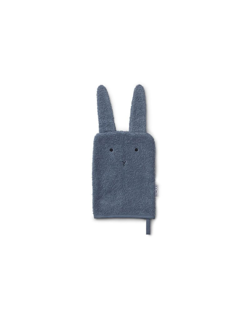 Liewood Liewood Adele terry baby package rabbit blue wave