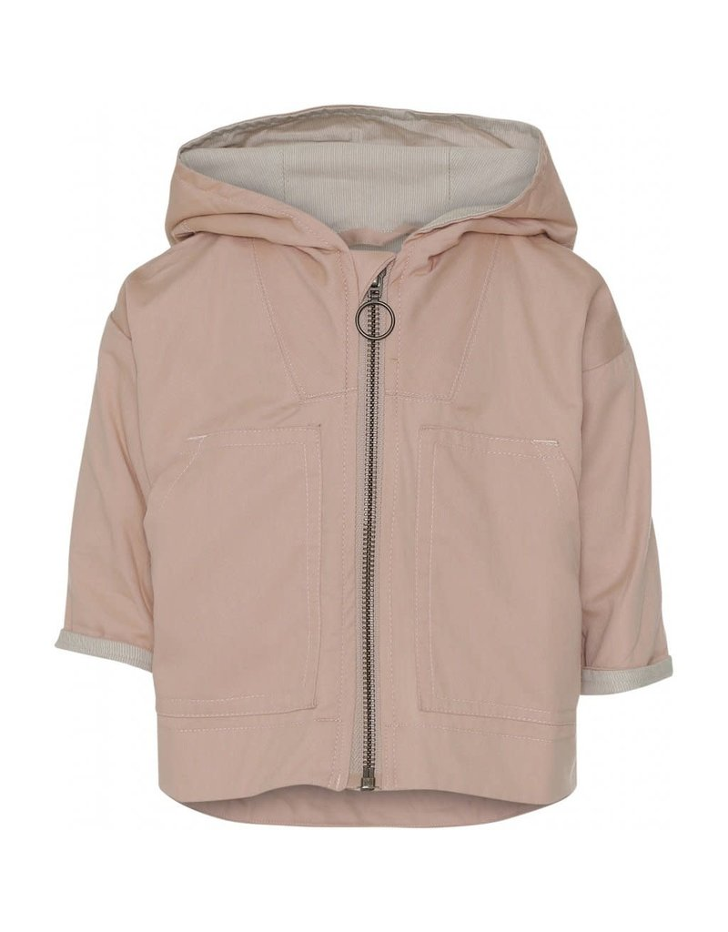 Konges Slojd Konges Slojd Bille jacket light mahogany