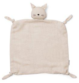 Liewood Liewood Agnete cuddle teddy cat beige beauty