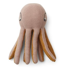 Liewood Liewood Ole knit mini teddy octopus octopus rose
